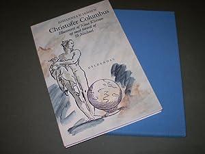 Christofer Columbus. Illustreret af Nina Kleivan og med forord af Ib Michael: Johannes V. Jensen