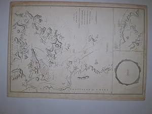 Part of the Island of Tchu-San.Light foxing: BARROW, J. & B. BAKER.
