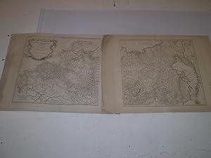 Dritter Theil der Karte von Asien, welcher Sibirien und einige andere Theile der Tatarei enthä...