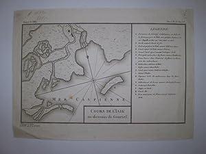 Cours de l Iaik au-dessous de Gourief.: PALLAS, P.S. (Ed.), TARDIEU, P.F.