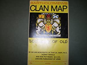 moncreiffe iain - clan map scotland of old - AbeBooks