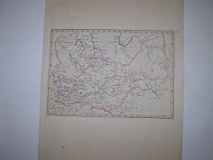 Charte von dem Gouvt. Wologda: Entworfen von F.G.