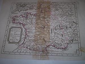 Gallia Antiqua ex Ævi Romani Monumentis eruta Auctor J.Bap. Nolin: J.B.Nolin