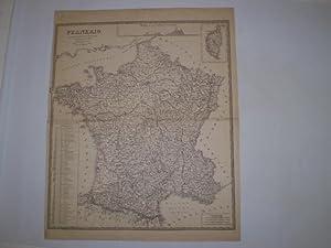 Frankrig gjennemset og revideret af P.F.Friedenreich: Tegnet og graveret af A.Bull