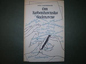 Om københavnske gadenavne: Otto Mackeprang