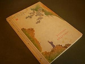 Kinesisk billedbog. Gendigtet af Hans-Jørgen Nielsen: Alex Wedding