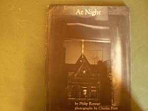 At Night: Philip Ressner. Charles Pratt [Photographer]