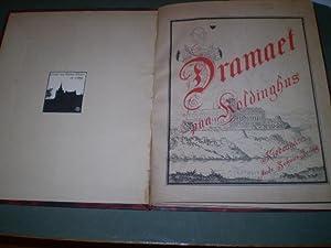 Dramaet paa Koldinghus. Lyrisk Drama i otte Sange. En Elskovshistorie fra 1558: Eusebius Licht og ...