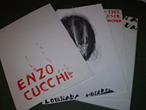 Enzo Cucchi. Il deserto della scultura. 3 vol.: Enzo Cucchi