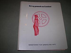 Nyt og gammelt om grønland. Publikationer. A1 Lidt om fjeldørred (11 sider)+ A2 ...
