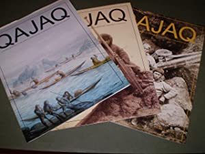Qajaq, Ajournal dedicated to the study of northern native watercraft. No 1-3: Vernon Doucette. Ed.