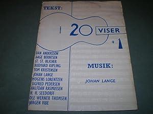 20 viser +1: Johan Lange