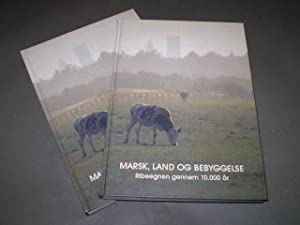 Marsk, Land og bebyggelse. Ribeegnen gennem 10.000 år.: Stig Jensen. Red.