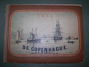VUES DE COPENHAGUE/Prospekter af Kjøbenhavn. Indeholdende: Industribygningen. Parti af ...