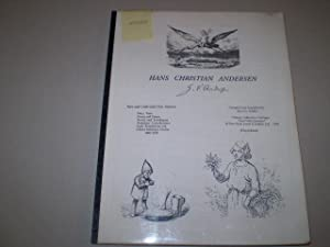 Hans Christian Andersen. Rare and Collectible First Editions. Bookseller's catalogue (1030 ...