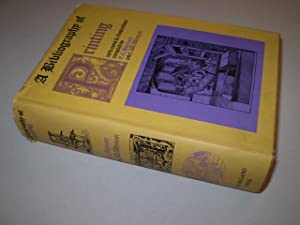 A Bibliography of printing. With notes and illustations. 3 vols. in one.: BIGMORE, E.C. - WYMAN, ...