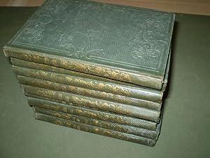 Samlede og efterladte Skrifter. 9 bind. 1-2. Aanden i Naturen. 3. Veien fra Naturen til Gud, bidrag...