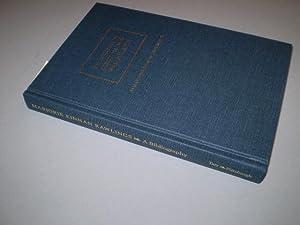 Marjorie Kinnan Rawlings. A Descriptive Bibliography.: RAWLINGS, MARJORIE KINNAN) - TARR, RODGER L.