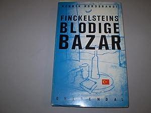 Finckelsteins blodige bazar. En agentroman.: NORDBRANDT, HENRIK