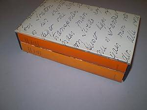 Breve fra Afrika, 1914-24 og 1925-31. 2 bind.: BLIXEN, KAREN