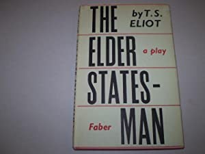 The Elder Statesman. A play.: ELIOT, T.S.