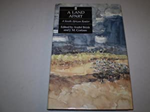 A Land Apart. A South African Reader.: BRINK, ANDRÉ -
