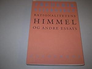 Rationalitetens himmel og andre essays.: STJERNFELT, FREDERIK