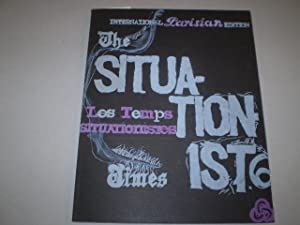 THE SITUATIONIST TIMES. No. 6. International Parisian