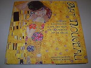 Art Nouveau. Posters, Illustrations and Fine Art: ORMISTON, ROSALIND -