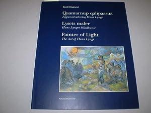 Qaamarnup qalipaasua, eqqumiitsuliortoq Hans Lynge / Lysets: LYNGE, HANS) -