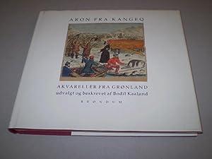 Aron fra Kangeq 1822-1869. Om 47 tegninger: ARON fra Kangek)