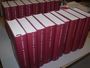 Samlede værker 1822-1875, 3. udg. 18 bind.: ANDERSEN, H.C.