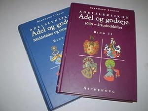 Adelsleksikon. Adel og Godseje. Bind 1-2.: LINDER, BERNHARD