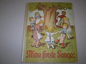 Mine første Sange. Udgivet af Alfred Jacobsen.: MOE, LOUIS