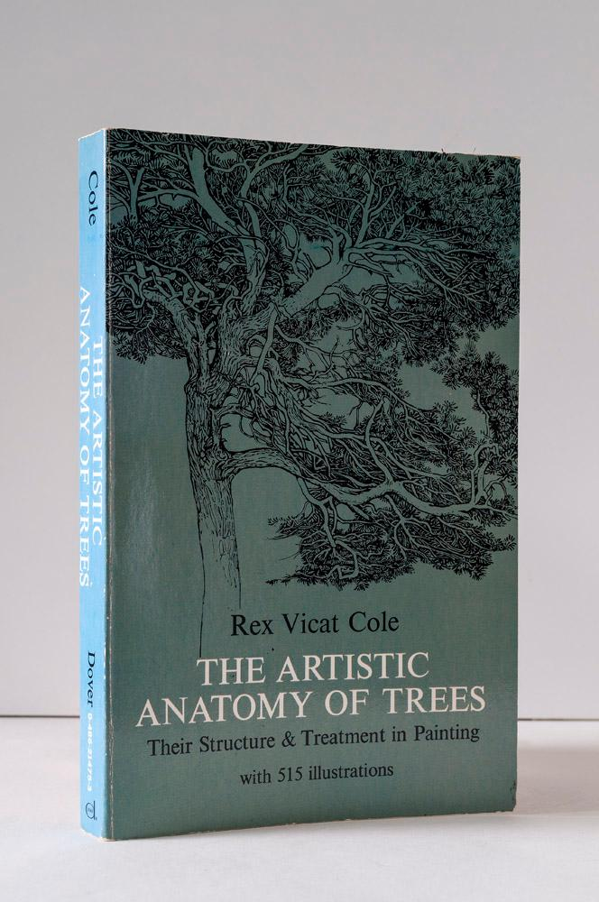 Artistic Anatomy Trees Structure Treatment by Rex Vicat Cole - AbeBooks