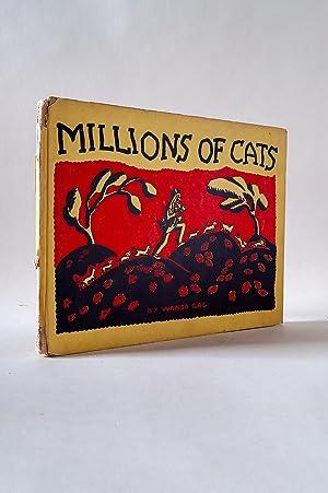 Millions of Cats: Ga'g, Wanda (not