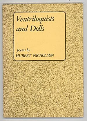 Ventriloquists and Dolls: Nicholson, Hubert