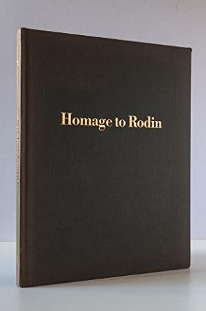 Homage to Rodin. Collection of B. Gerald: No Author