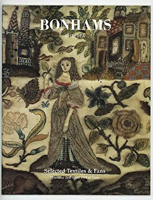 Selected Textiles & Fans Thursday 2nd April: No Author