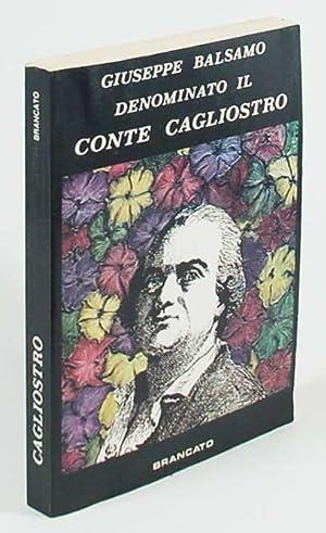 Giuseppe Balsamo denominato il Conte Cagliostro: Giovanni Barberi, a
