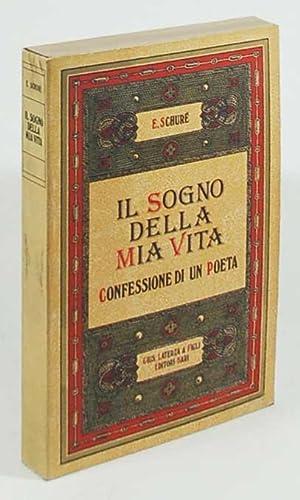 Il sogno della mia vita Confessione di: Edoardo Schuré