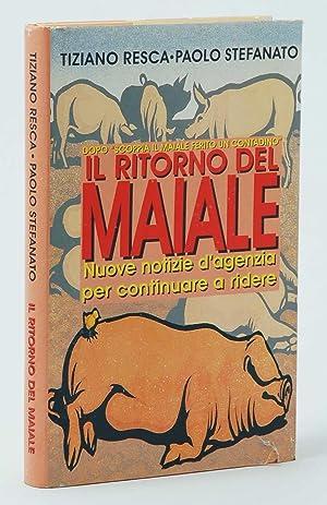 Il ritorno del maiale: Tiziano Resca, Paolo