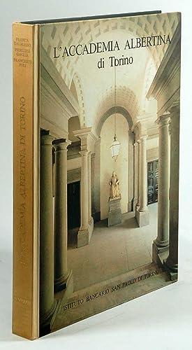 L'Accademia Albertina di Torino: Franca Dalmasso, Pierluigi