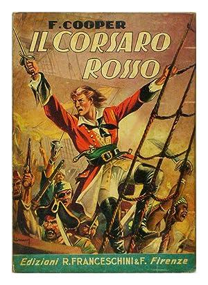 Il Corsaro Rosso: J. Fenimore Cooper