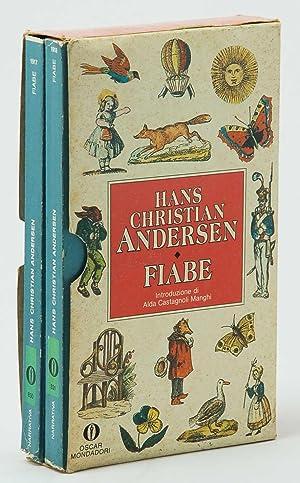 Fiabe 2 volumi: Hans Christian Andersen