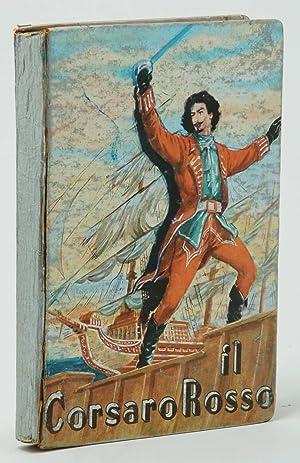 Il corsaro Rosso: Giacomo Fenimore Cooper