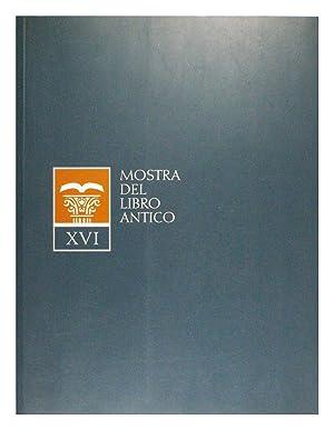 XVI Mostra del libro antico