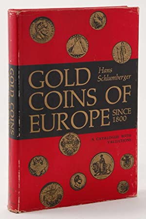 Gold coins of Europe since 1800