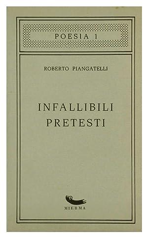 Infallibili pretesti: Roberto Piangatelli