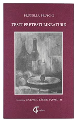 Testi pretesti lineature: Brunella Bruschi